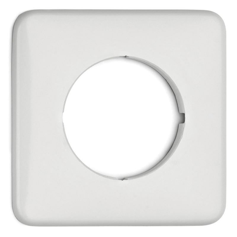 Vit kvadrat från Byggfabriken