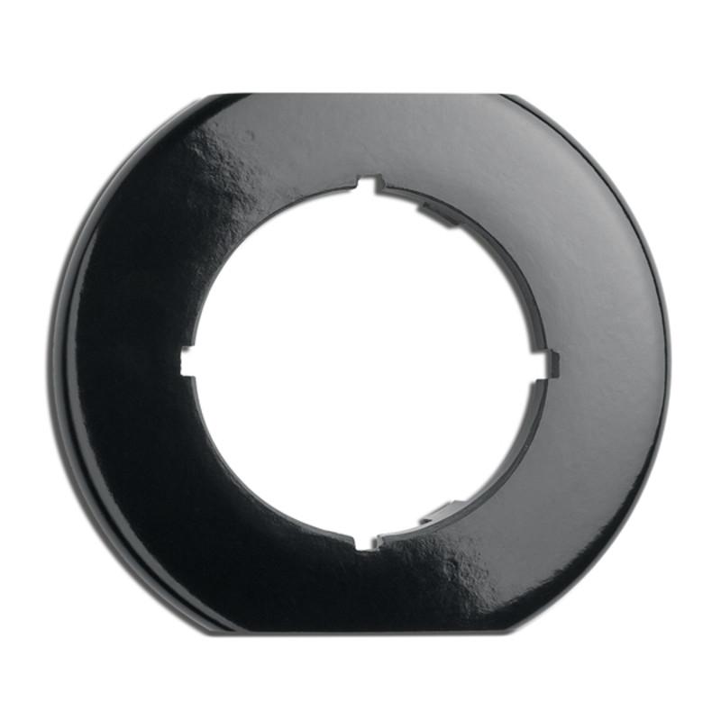 Svart ring, mittdel från Byggfabriken