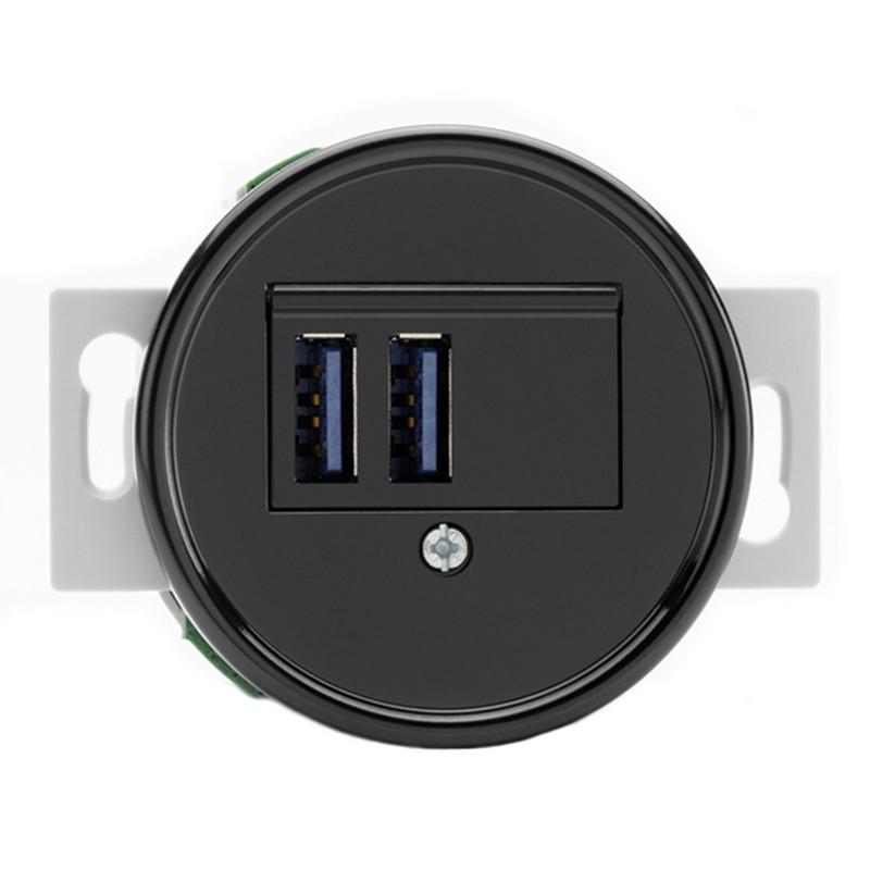 USB-uttag från Byggfabriken