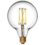 Ledlampa Glob 125 mm E27, 150 lumen från Byggfabriken