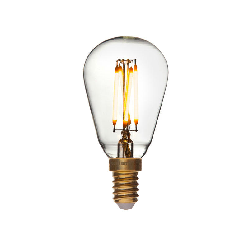 Ledlampa Mini Edison E14, 150 lumen från Byggfabriken
