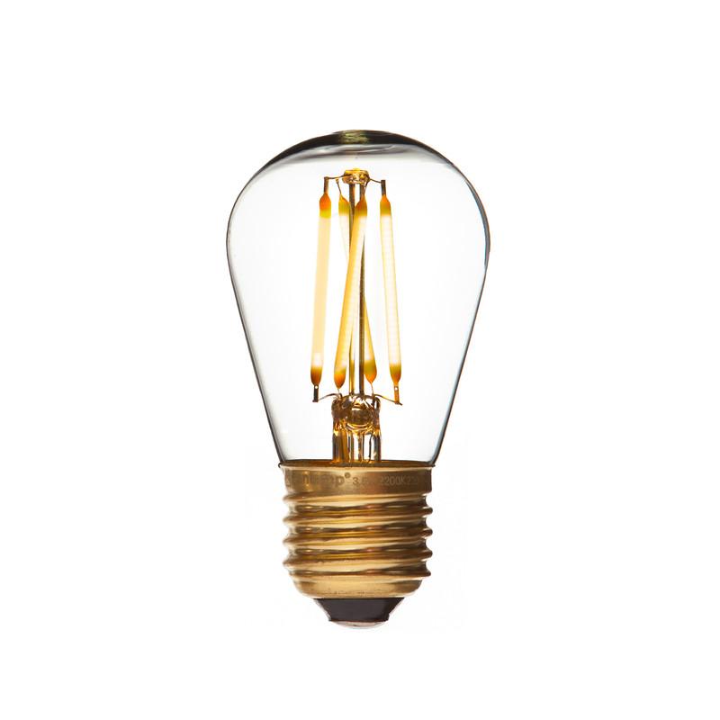 Ledlampa Mini Edison E27, 150 lumen från Byggfabriken