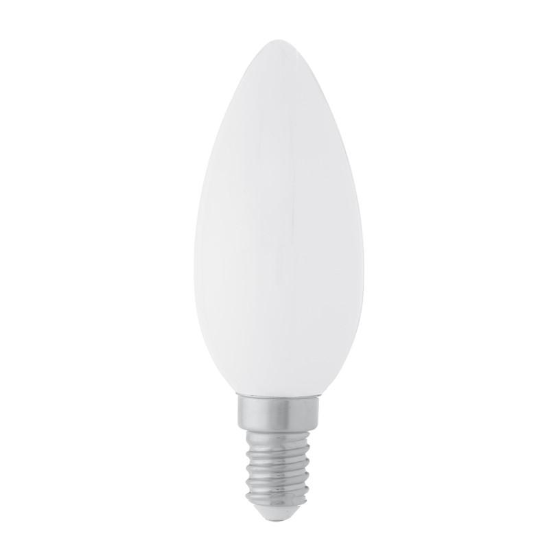 Ledlampa Kronljus Opal E14, 330 lumen från Byggfabriken