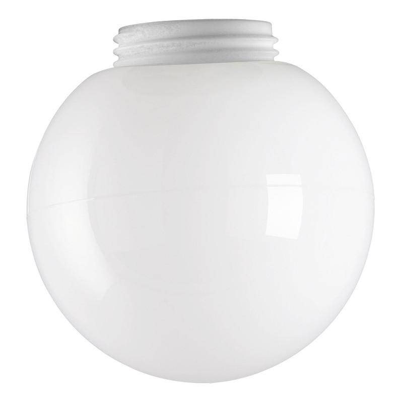 Glaskupa 180 mm Opal från Byggfabriken