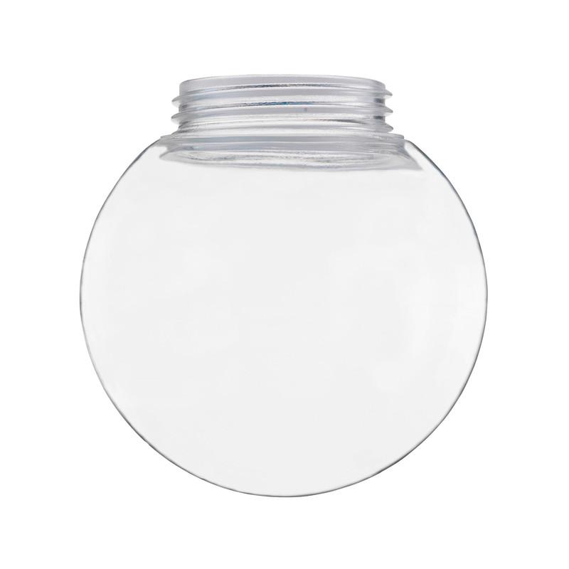 Glaskupa 150 mm Klar från Byggfabriken