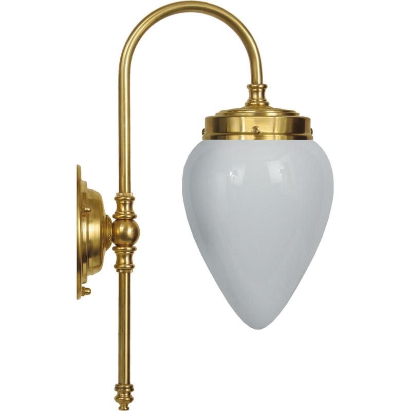 Badrumslampa Blomberg Opal från Byggfabriken