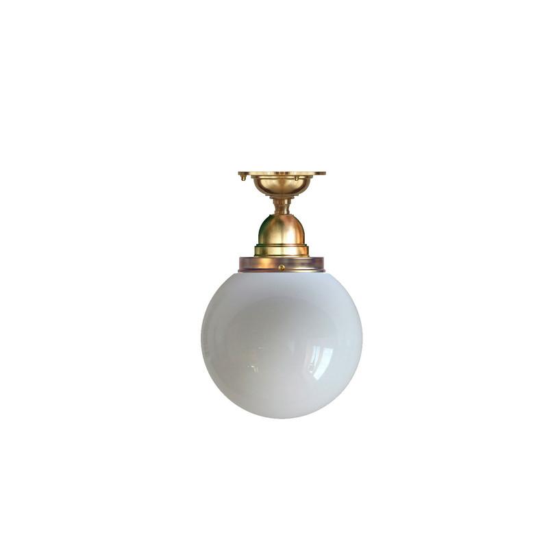 Badrumslampa Byström F100 från Byggfabriken
