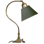 Bordslampa Lagerlöf Grön Tyg från Byggfabriken