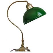 Bordslampa Lagerlöf Grönt Glas från Byggfabriken