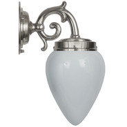 Badrumslampa Topelius Opal från Byggfabriken