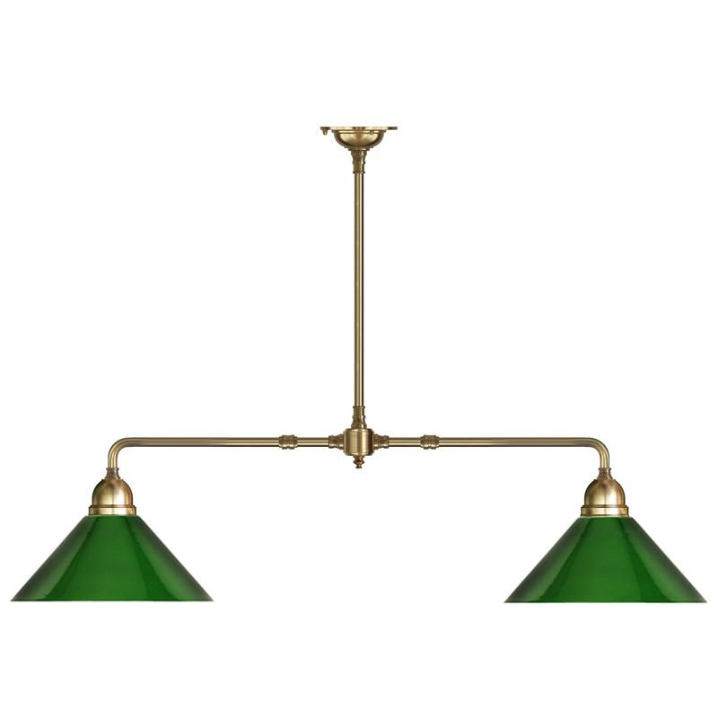 Spelbordslampa F60 R370 Grön från Byggfabriken