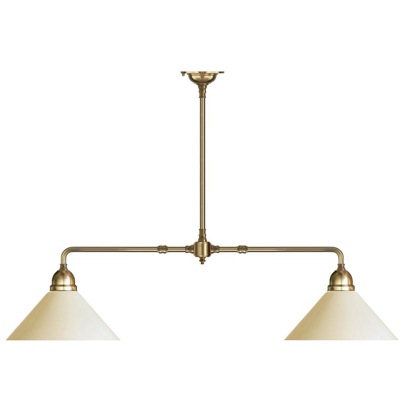 Spelbordslampa F60 R370 Benvit från Byggfabriken