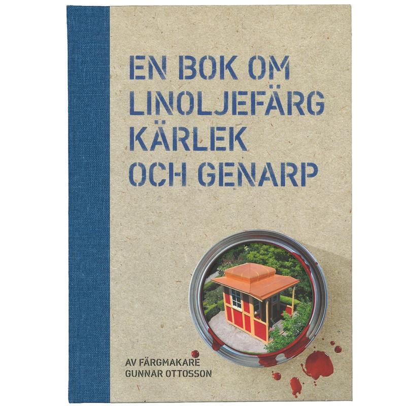 En bok om linoljefärg, kärlek och Genarp från Byggfabriken