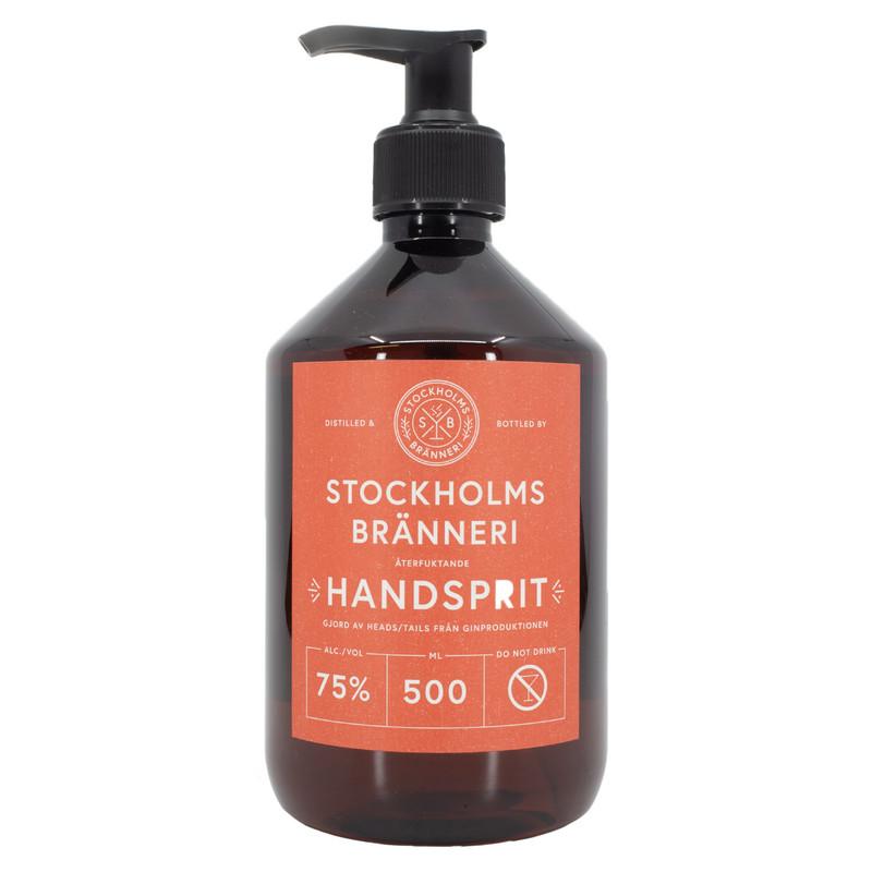 Handsprit Stockholms Bränneri- 500 ml från Byggfabriken