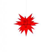 Julstjärna Röd 40 cm från Byggfabriken