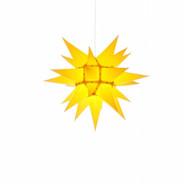 Julstjärna Hernhut Gul 40 cm från Byggfabriken