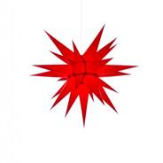 Julstjärna Röd 60 cm från Byggfabriken