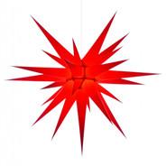 Julstjärna Hernhut Röd 80 cm från Byggfabriken