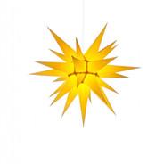 Julstjärna Hernhut Gul 60 cm från Byggfabriken