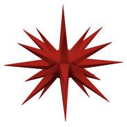 Julstjärna Hernhut Ute Röd 68 cm från Byggfabriken