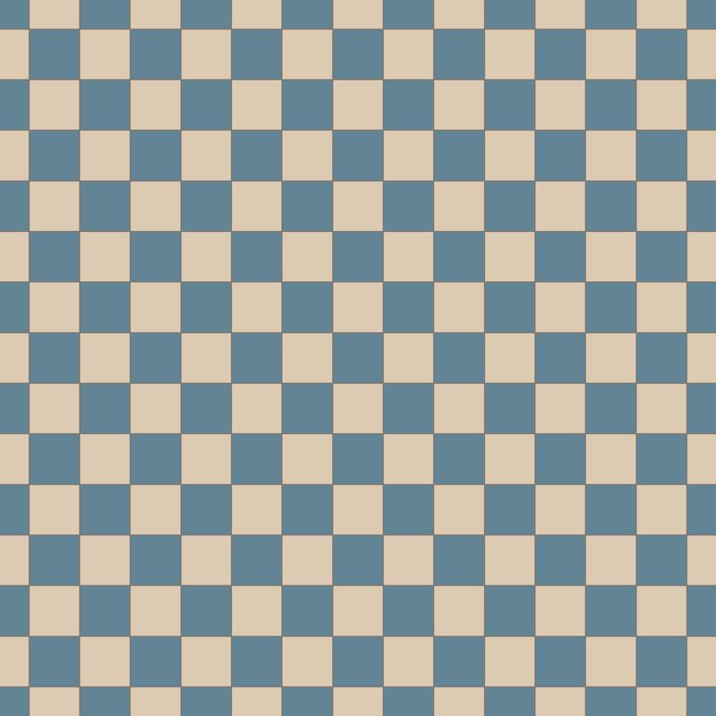 Funkis Blue/White KVM från Byggfabriken
