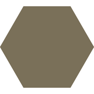 Hexagon 127 mm – Green från Byggfabriken