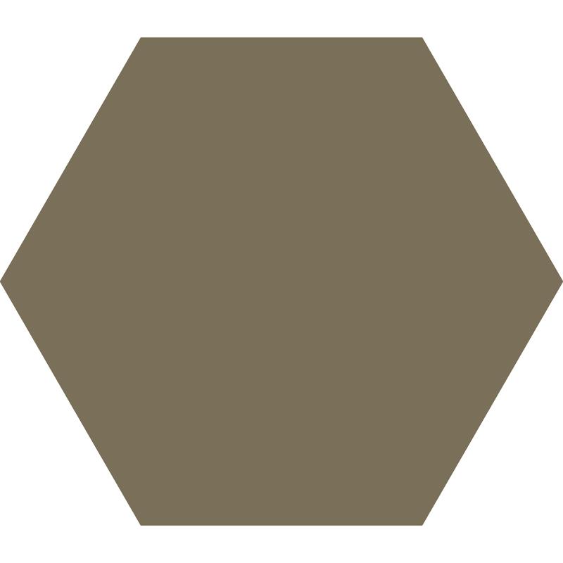 Hexagon 127 mm – Green från Byggfabriken