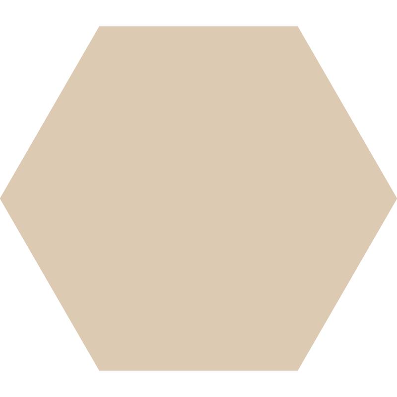 Hexagon 127 mm - White från Byggfabriken