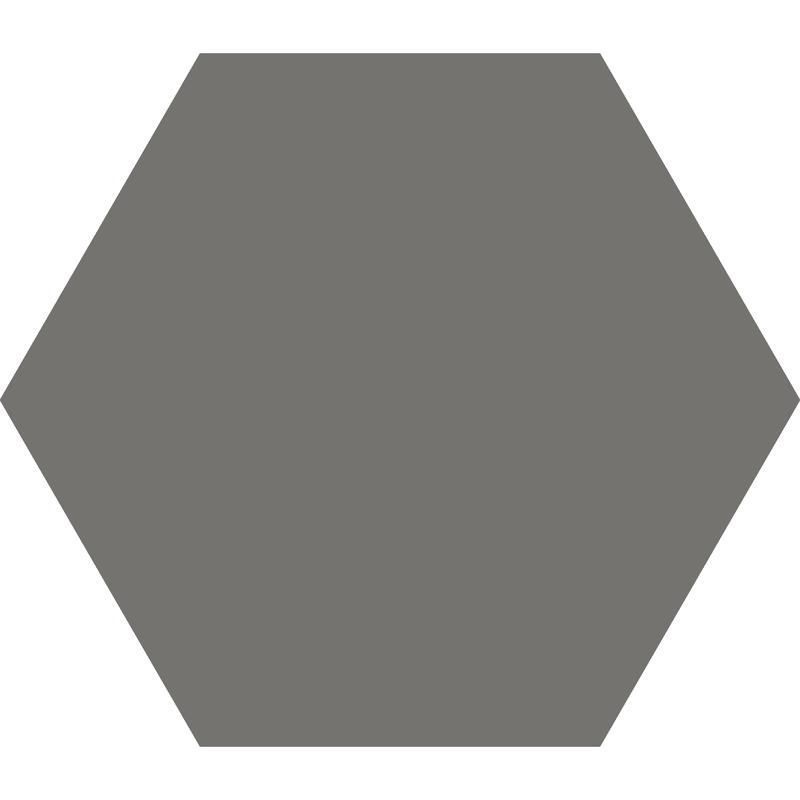 Hexagon 185 mm - Revival Grey från Byggfabriken