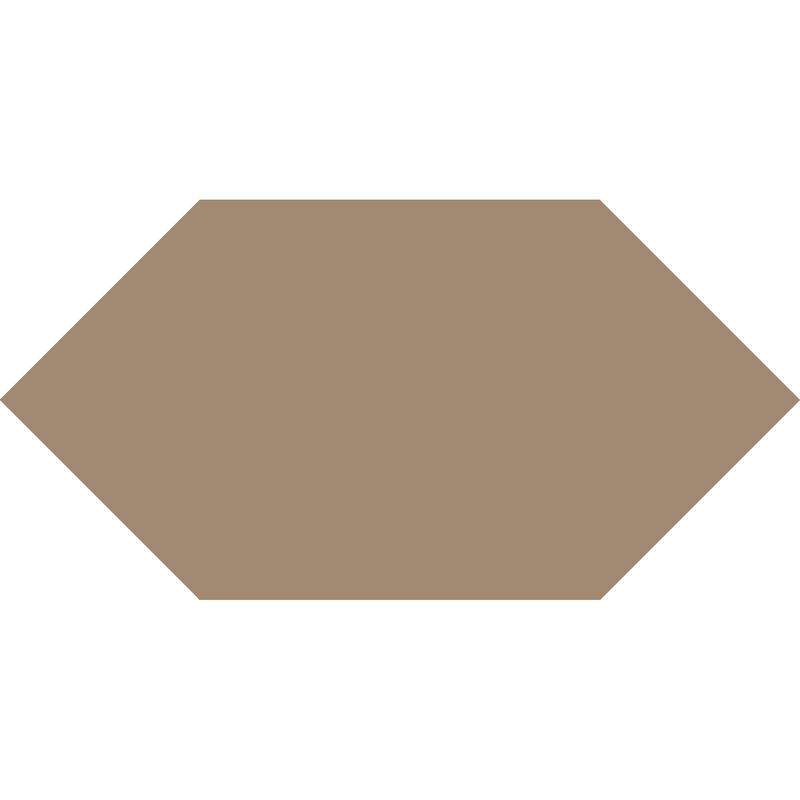 Hexagon L75 mm – Regency Bath från Byggfabriken