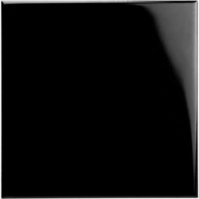 Jet Black - svart kakel