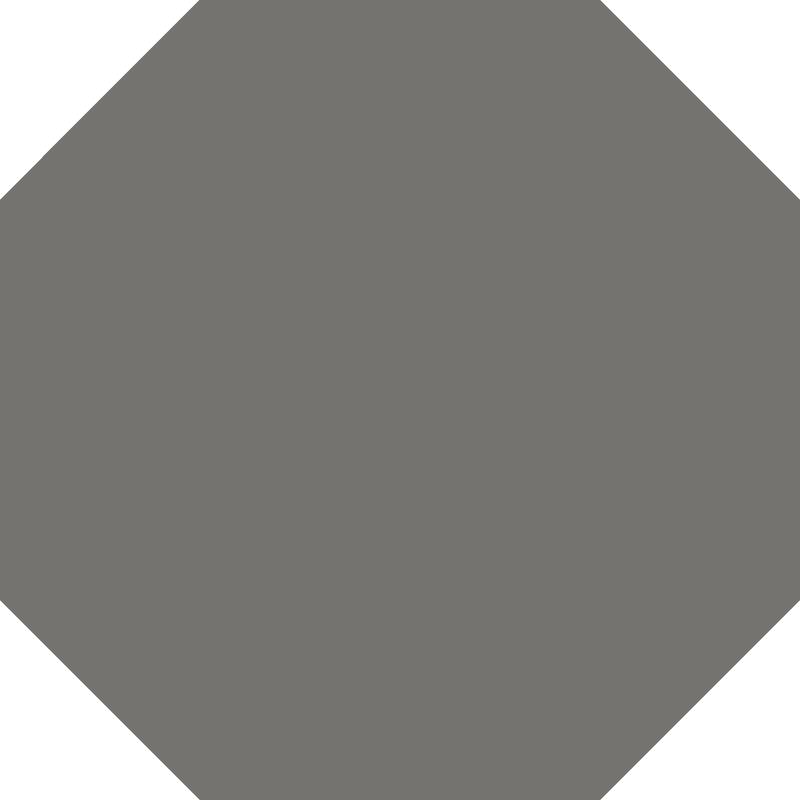 Octagon 151 mm - Revival Grey från Byggfabriken
