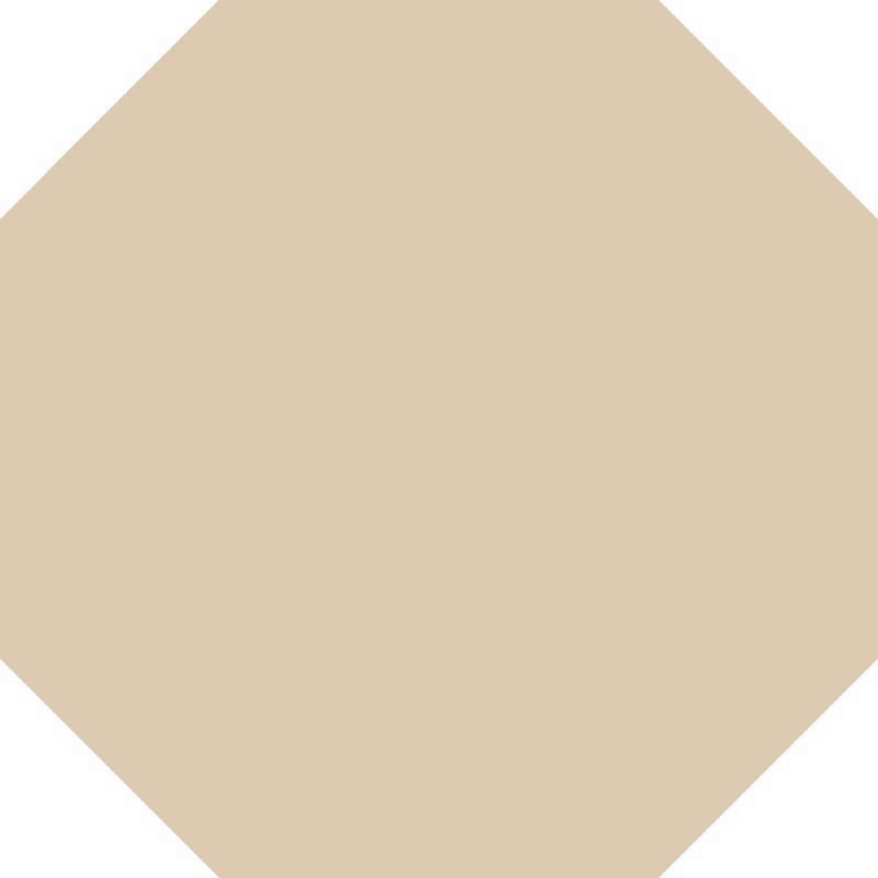 Octagon 151 mm - White från Byggfabriken