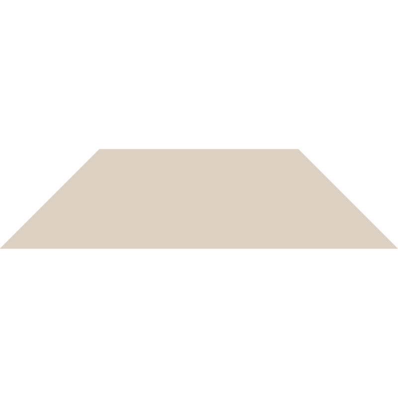 Trapezium - Dover White från Byggfabriken