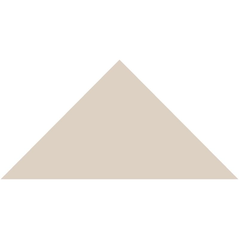 Triangle 149 mm - Dover White från Byggfabriken