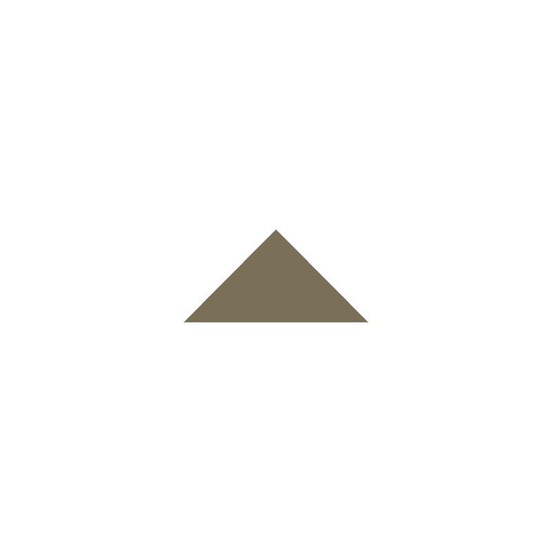 Triangle 50 mm – Green från Byggfabriken