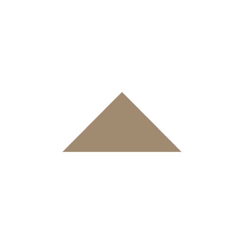 Triangle 73 mm – Regency Bath från Byggfabriken