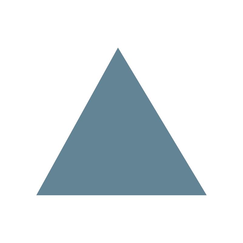 Triangle LS104 mm – Blue från Byggfabriken