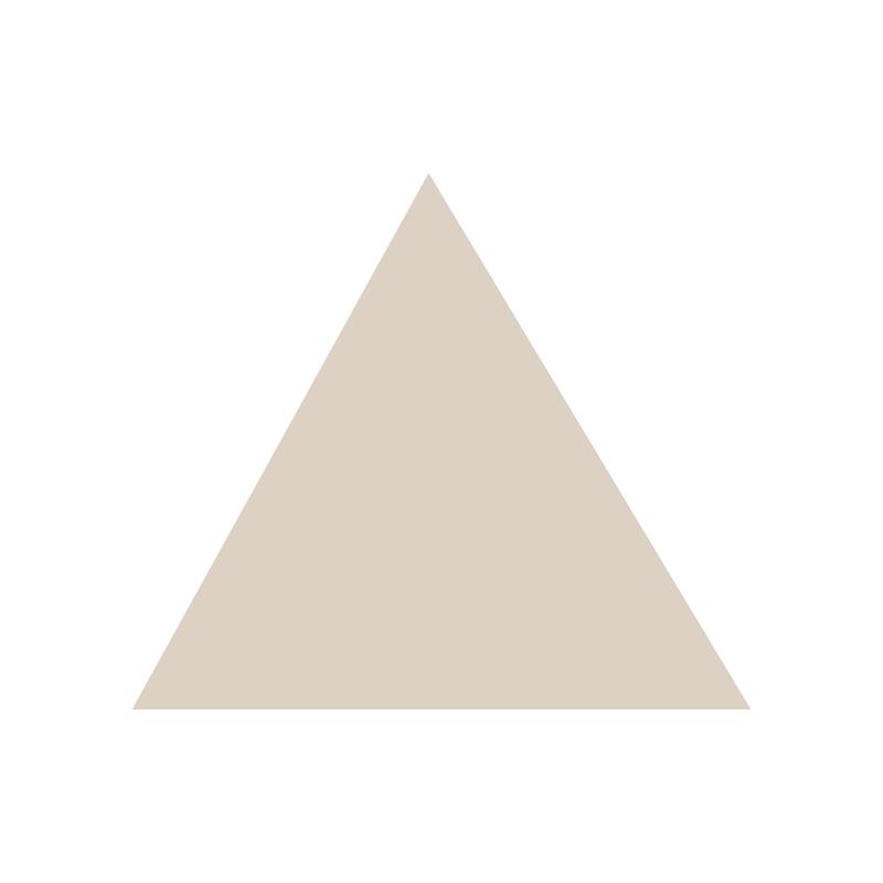 Triangle LS104 mm - Dover White från Byggfabriken