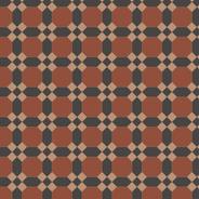 Warwick Red/Black/Buff KVM från Byggfabriken