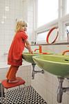 Nytt badrum i 50-talsstil