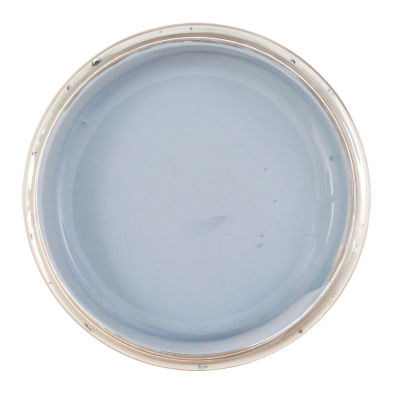 Väggfärg 555 Mildblå – 1 lit från Byggfabriken