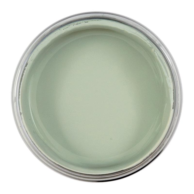 Väggfärg 555 Ärggrön – 1 lit från Byggfabriken