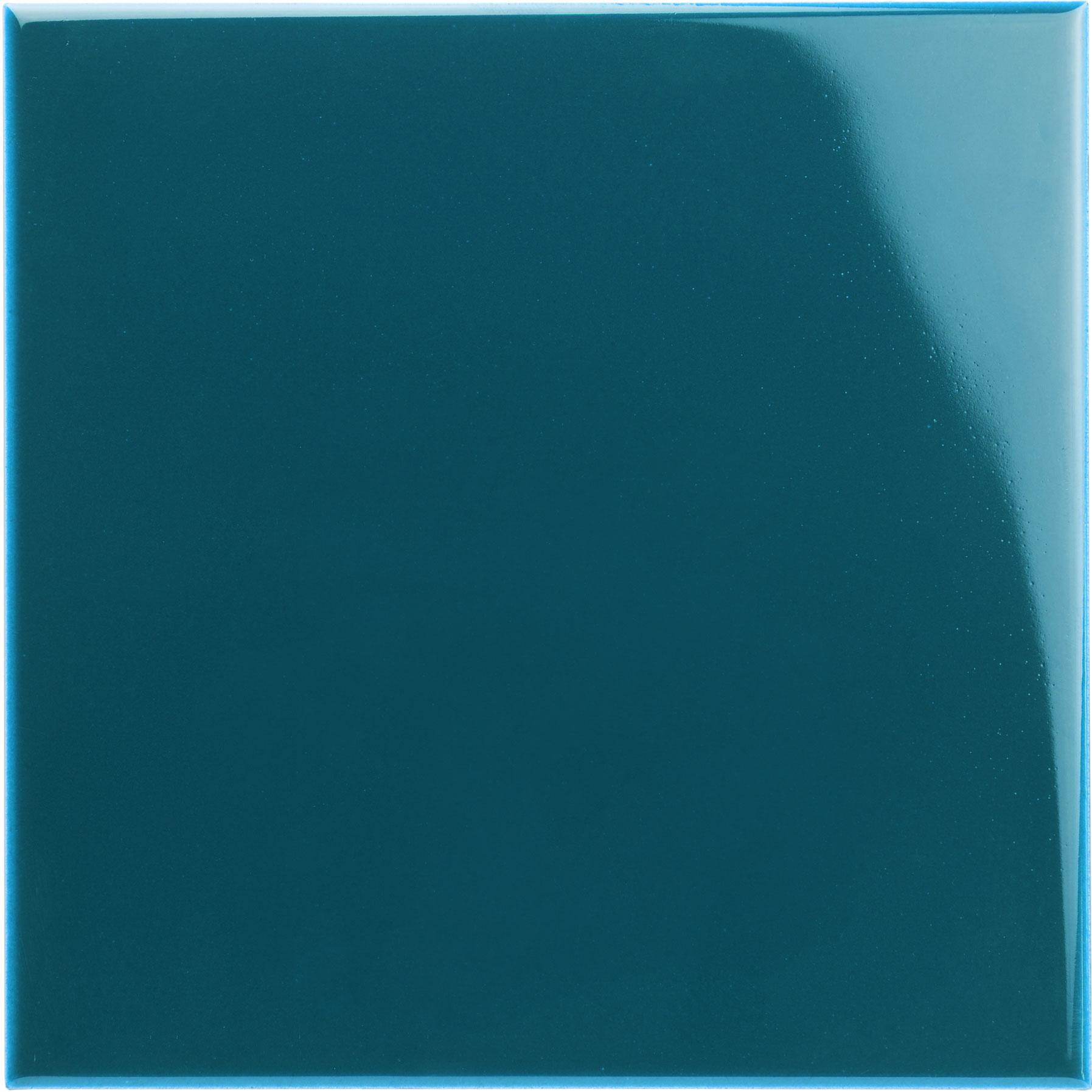 Baroque Blue - blått kakel