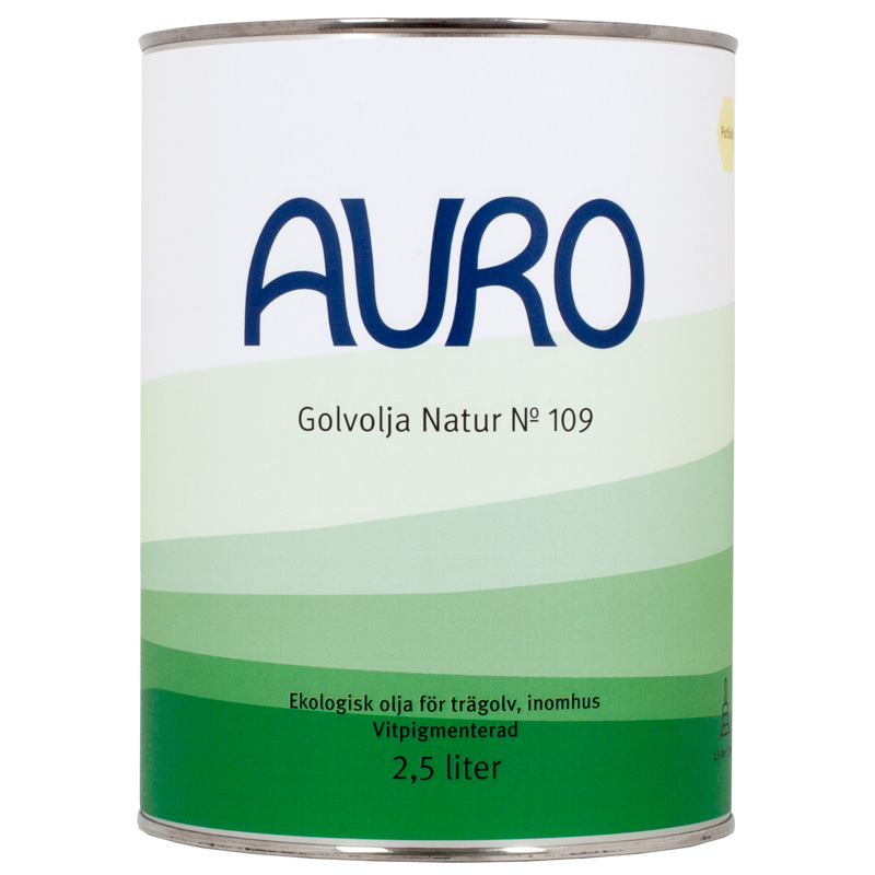 Golvolja Natur 109 - 1 lit från Byggfabriken