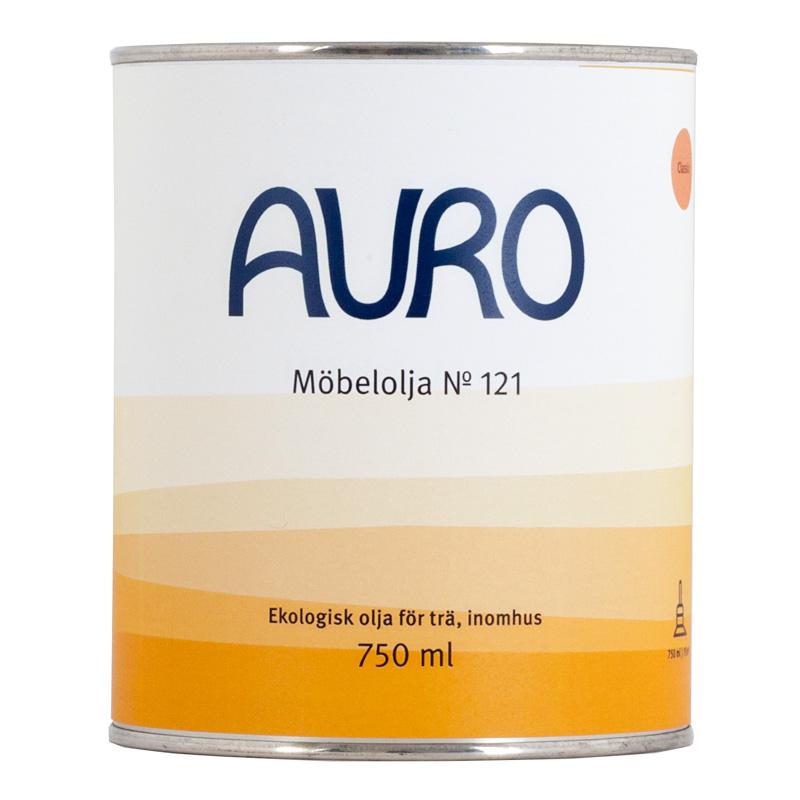 Möbelolja 121 - 750 ml från Byggfabriken