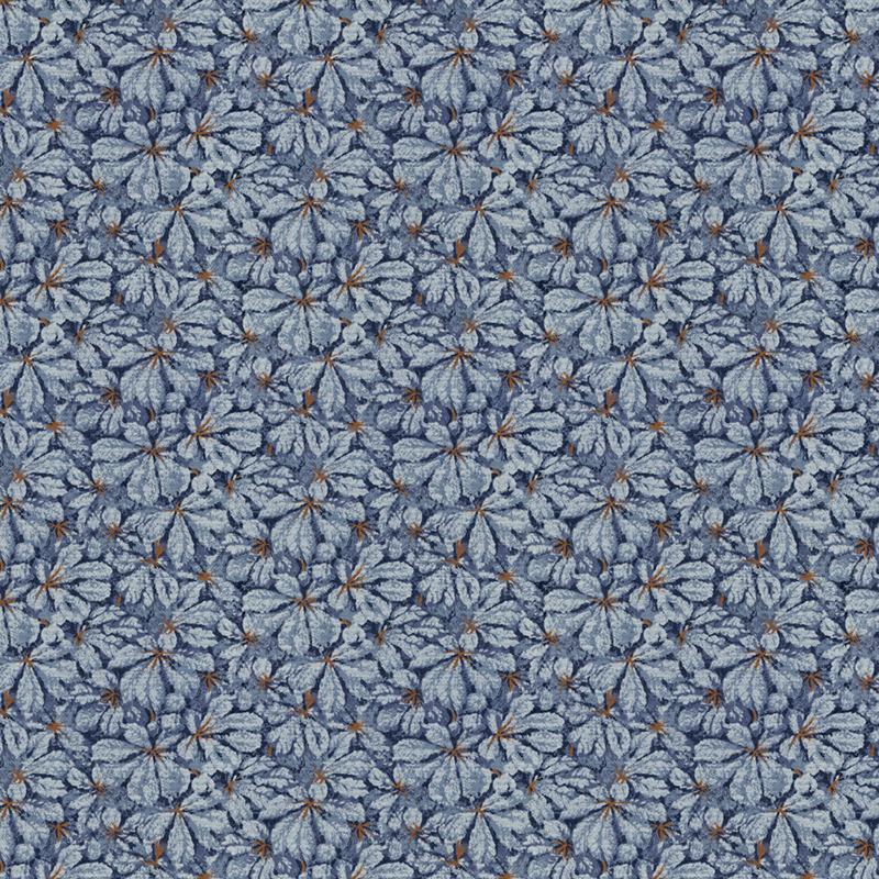 Tapet TR – Kastanie blå/blå från Byggfabriken