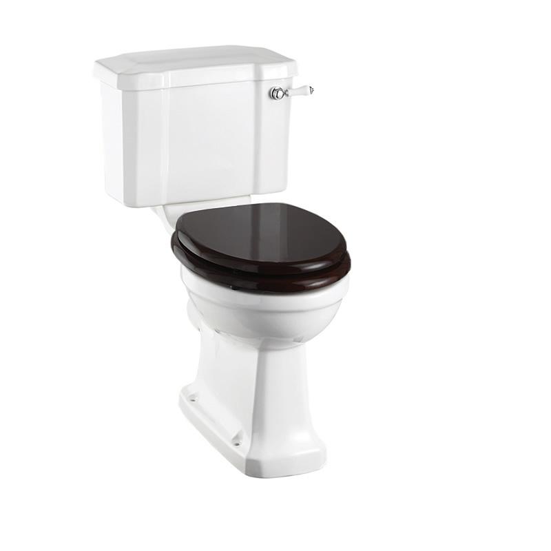 Golvstående WC Mjukstängande från Byggfabriken