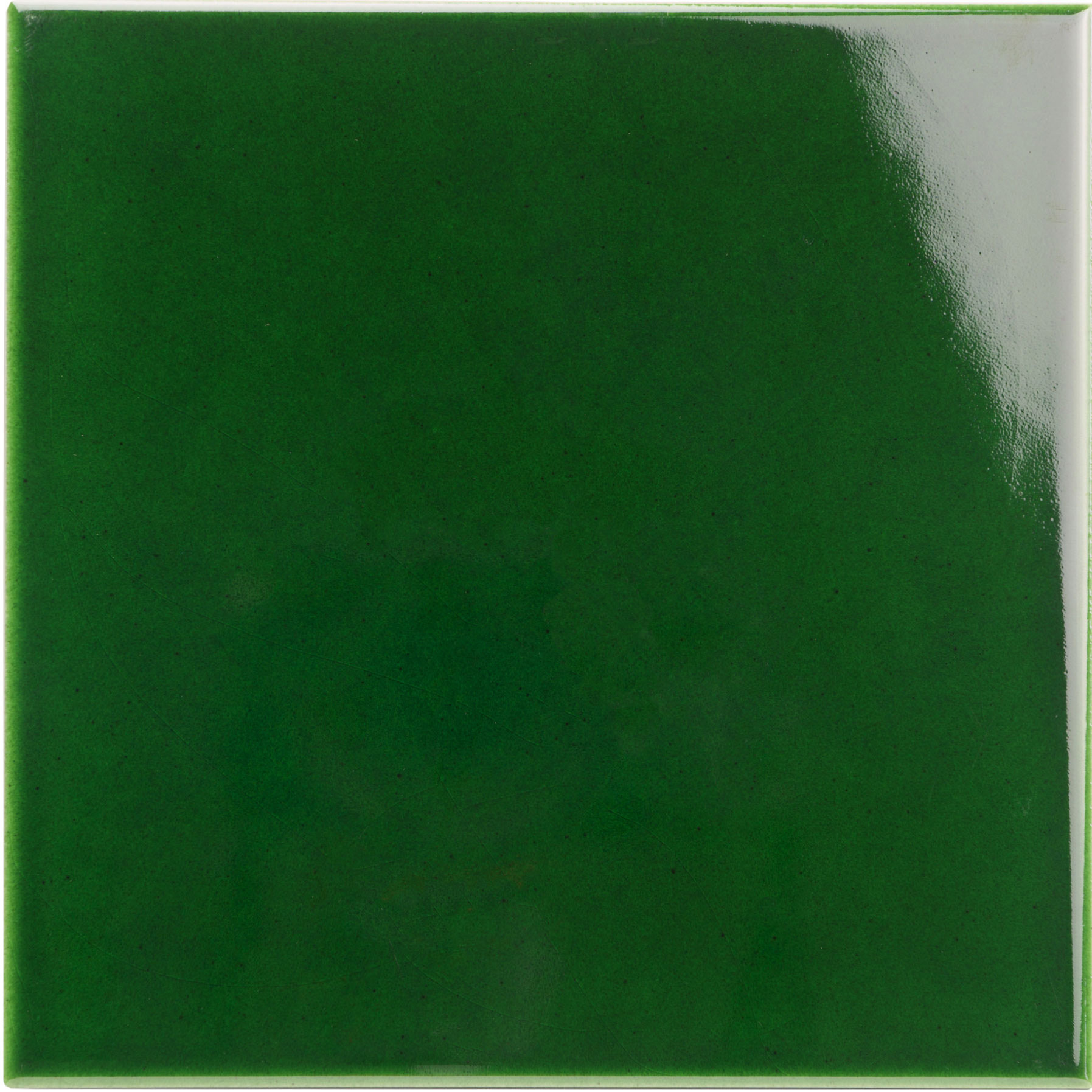 Edwardian Green - grönt kakel
