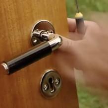 Dörrhandtag – Funkis